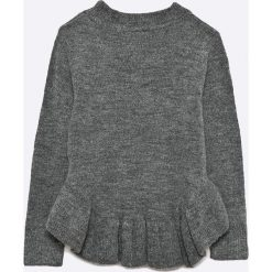 Swetry dziewczęce: Name it – Sweter dziecięcy Frilly 116-164 cm