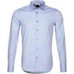 Koszule męskie na spinki: Sisley Koszula biznesowa blu