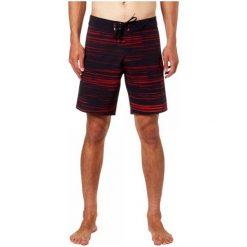 FOX Kąpielówki Męskie Motion Static 30 Czerwony. Szare kąpielówki męskie marki FOX, z bawełny. W wyprzedaży za 149,00 zł.