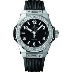 ZEGAREK HUBLOT BIG BANG 39 MM 465.SX.1170.RX.1204. Czarne zegarki damskie HUBLOT, szklane. Za 63200,00 zł.