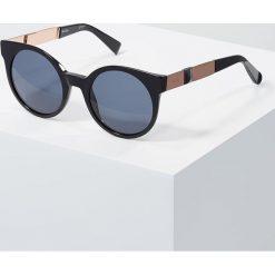 Max Mara STONE   Okulary przeciwsłoneczne black. Czarne okulary przeciwsłoneczne damskie aviatory Max Mara. W wyprzedaży za 751,20 zł.