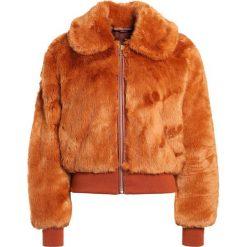 Kurtki damskie: Tiger of Sweden MADIA Kurtka zimowa leather brown