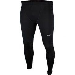 Kalesony męskie: Nike Legginsy Dri-FIT Essential Tights czarny r. S (644256 011)