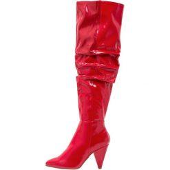 Buty zimowe damskie: Miss Selfridge KASEY Muszkieterki red