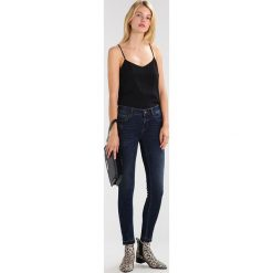Liu Jo Jeans BOTTOM UP DIVINE REG.W.       Jeans Skinny Fit blue. Niebieskie boyfriendy damskie Liu Jo Jeans. W wyprzedaży za 479,20 zł.