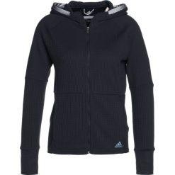 Adidas Performance ULTRA JACKET Kurtka do biegania black/black. Czarne kurtki damskie do biegania adidas Performance, m, z materiału. Za 399,00 zł.