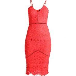 Sukienki: Missguided Sukienka koktajlowa orange