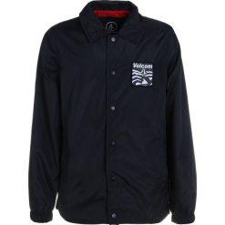 Volcom BREWS COACH  Kurtka wiosenna black. Czarne kurtki chłopięce marki bonprix. Za 239,00 zł.