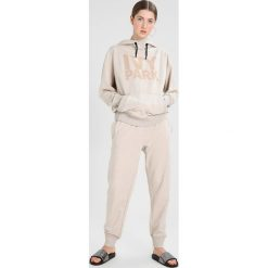 Bluzy rozpinane damskie: Ivy Park PROGRAMME OH HOODY Bluza z kapturem oatmeal