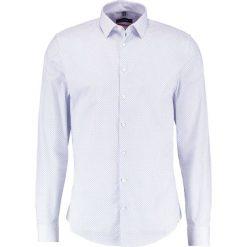 Koszule męskie na spinki: Seidensticker SLIM FIT Koszula hellblau