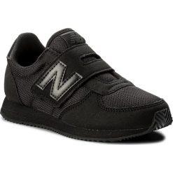 Trampki chłopięce: Sneakersy NEW BALANCE – KV220TBY Czarny