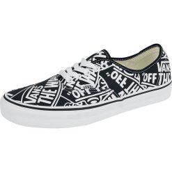 Vans Authentic OTW Repeat Buty sportowe czarny/biały. Białe buty skate męskie Vans, z nadrukiem, vans authentic. Za 304,90 zł.