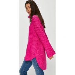 Vero Moda - Sweter Tabita. Szare swetry oversize damskie Vero Moda, l, z dzianiny. Za 219,90 zł.