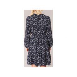 Sukienki krótkie Molly Bracken  ROBIA. Niebieskie sukienki hiszpanki Molly Bracken, m, z krótkim rękawem, mini. Za 215,20 zł.