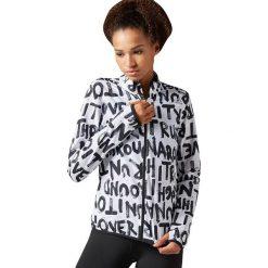 Reebok Kurtka damska Essentials Woven biała r. S (BJ9986). Szare kurtki sportowe damskie marki Reebok, l, z dzianiny, casualowe, z okrągłym kołnierzem. Za 149,17 zł.