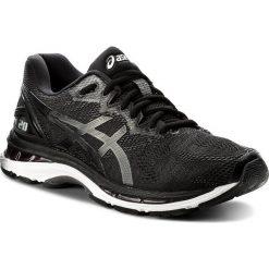 Buty ASICS - Gel-Nimbus 20 T800N Black/White/Carbon 9001. Czarne buty do biegania męskie Asics, z materiału. W wyprzedaży za 519,00 zł.