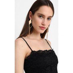 Sukienki hiszpanki: Miss Selfridge Petite SQUARE NECK BODYCON DRESS Sukienka koktajlowa black