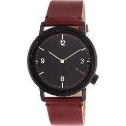 """Zegarki męskie: Zegarek kwarcowy """"the 5500"""" w kolorze brązowo-czarnym"""