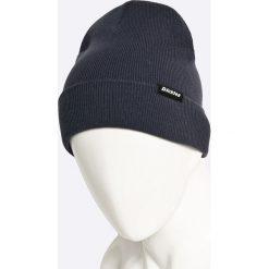 Dickies - Czapka. Szare czapki zimowe męskie marki Dickies, na zimę, z dzianiny. Za 69,90 zł.