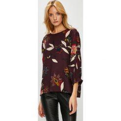 Medicine - Koszula Hand Made. Brązowe koszule wiązane damskie marki MEDICINE, l, z tkaniny, casualowe, z okrągłym kołnierzem, z długim rękawem. Za 89,90 zł.