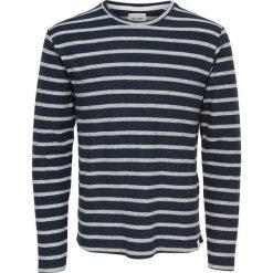 Bluza z okrągłym dekoltem. Szare bluzy męskie rozpinane marki Fila, m, z długim rękawem, długie. Za 88,16 zł.