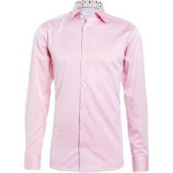 Koszule męskie na spinki: Eton SLIM FIT Koszula biznesowa pink