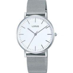 Zegarek Lorus Damski RH885BX8 Fashion Slim Mesh srebrny. Szare zegarki damskie Lorus, srebrne. Za 278,99 zł.
