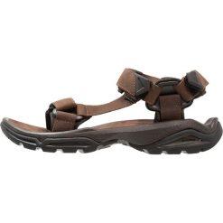 Sandały męskie skórzane: Teva TERRA 4    Sandały trekkingowe brown