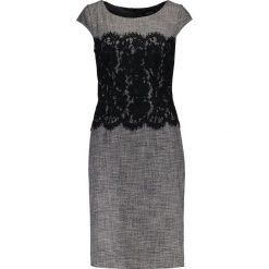 Sukienki hiszpanki: comma KURZ Sukienka etui grey