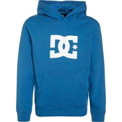Bluzy dziewczęce: DC Shoes STAR Bluza z kapturem campanula/snow white