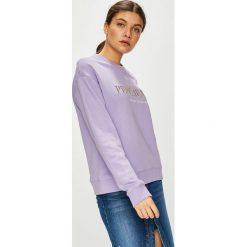 Pepe Jeans - Bluza Celi. Szare bluzy rozpinane damskie Pepe Jeans, l, z aplikacjami, z bawełny, bez kaptura. Za 259,90 zł.