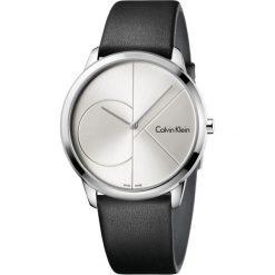 ZEGAREK CALVIN KLEIN MINIMAL GENT K3M211CY. Szare zegarki męskie marki Calvin Klein, szklane. Za 769,00 zł.