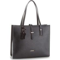 Torebka LASOCKI - BRT-073 Black. Czarne torebki klasyczne damskie Lasocki, ze skóry, duże. Za 249,99 zł.