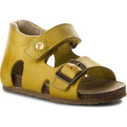 Sandały NATURINO - Falcotto By Naturino 0011500673.01.9109 Giallo. Żółte sandały męskie skórzane Naturino. Za 269,00 zł.