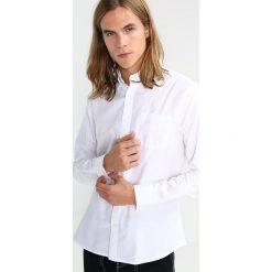Koszule męskie na spinki: Burton Menswear London OXFORD    Koszula white