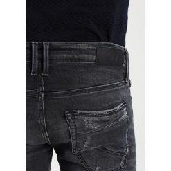 Spodnie męskie: Le Temps Des Cerises Jeansy Slim Fit black