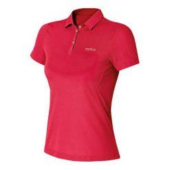 Odlo Koszulka damska Polo shirt s/s TINA czerwona r. S (221791). Topy sportowe damskie Odlo, s, polo. Za 71,91 zł.
