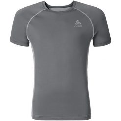 Odlo Koszulka męska T-shirt s/s CRIO szara r. XXL (347932). Szare koszulki sportowe męskie marki Odlo. Za 55,48 zł.