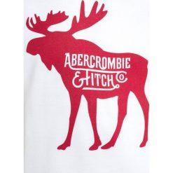 Abercrombie & Fitch SLEEP  Piżama white moose. Białe bielizna chłopięca Abercrombie & Fitch, z materiału. Za 229,00 zł.