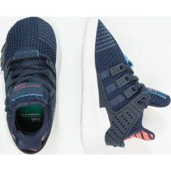 Adidas Originals EQT BASK ADV Tenisówki i Trampki collegiate navy/real coral. Niebieskie tenisówki męskie marki adidas Originals, z materiału. Za 199,00 zł.