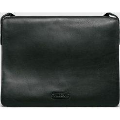 Joop! - Torba. Czarne torby na laptopa marki JOOP!, w paski, z materiału. W wyprzedaży za 679,90 zł.