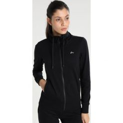 Bluzy rozpinane damskie: Only Play ONPLINA Bluza rozpinana black
