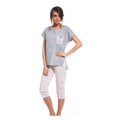 Piżama Nelly 054/105. Czerwone piżamy damskie Cornette, s. Za 88,90 zł.