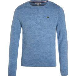 Lacoste Sweter nuage chine. Szare swetry chłopięce marki Lacoste, z bawełny. W wyprzedaży za 246,75 zł.