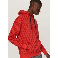 Bluza z kapturem - Czerwony. Białe bluzy dziewczęce rozpinane marki Cropp, l. Za 69,99 zł.