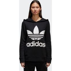 Bluza adidas Trefoil (CE2408). Szare bluzy damskie marki Adidas, l, z dresówki, na jogę i pilates. Za 223,99 zł.