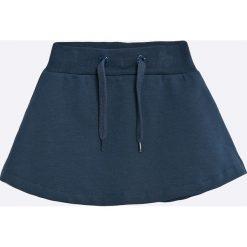 Name it - Spódnica dziecięca Volta 92-122 cm. Szare minispódniczki marki Name it, z bawełny, rozkloszowane. W wyprzedaży za 24,90 zł.