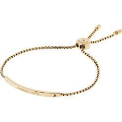 Biżuteria i zegarki: Michael Kors LOGO Bransoletka goldcoloured