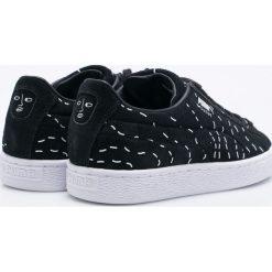 Puma - Buty Suede Shantell Martin. Szare buty sportowe damskie marki Puma, z gumy. W wyprzedaży za 299,90 zł.
