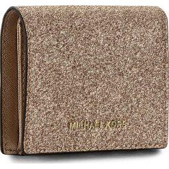 Portfele damskie: Mały Portfel Damski MICHAEL KORS – Money Pieces 32F7GF6F50 Rose Gold